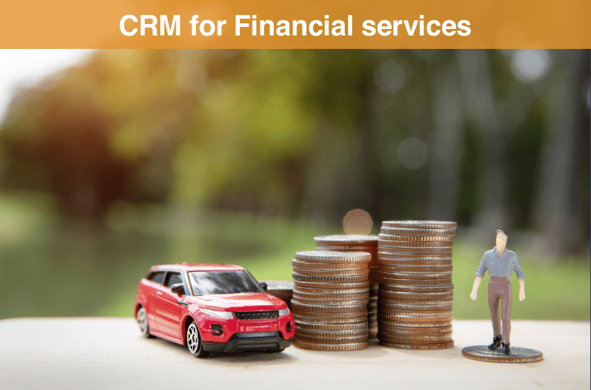 Zoho CRM for Financial Services