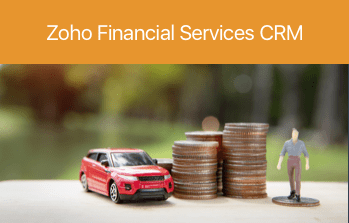Zoho Financial Services CRM
