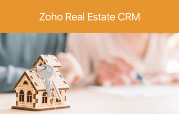 Zoho Real Estate CRM