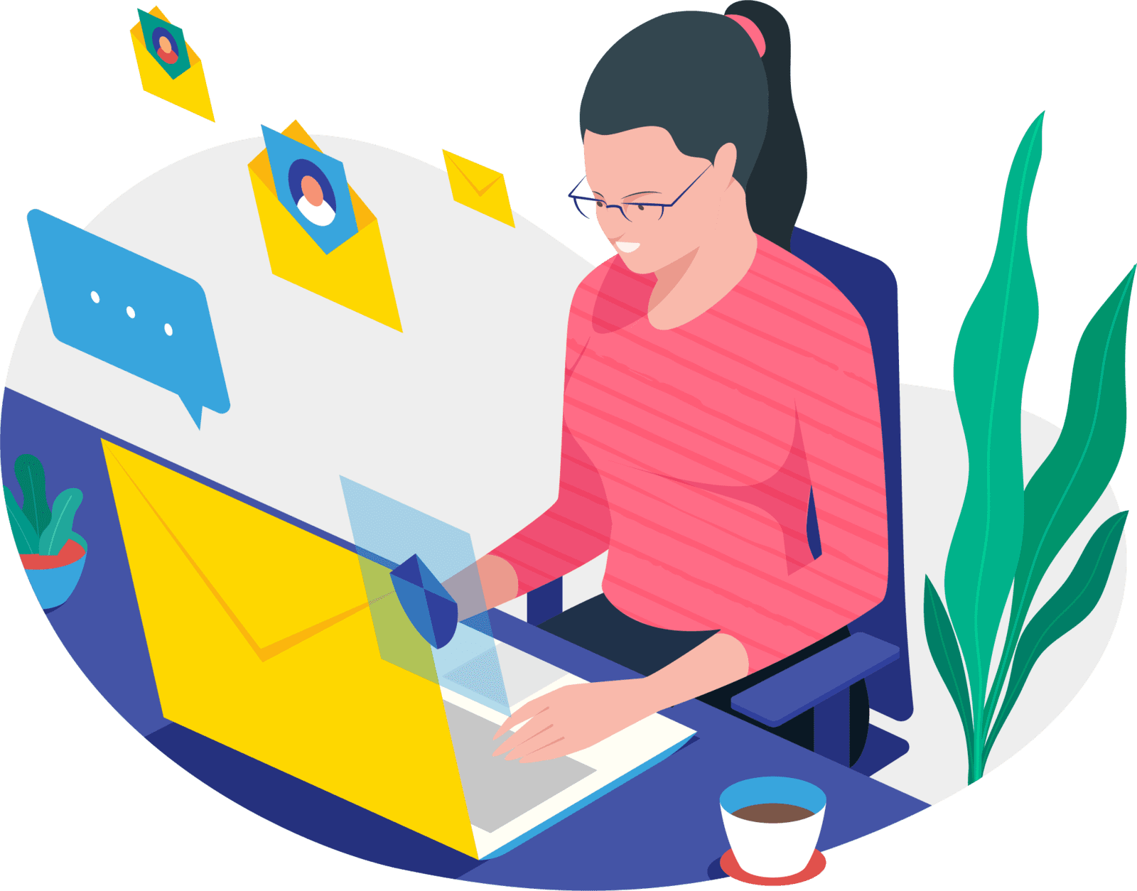 Zoho Mail- Secure and reliable business email solution